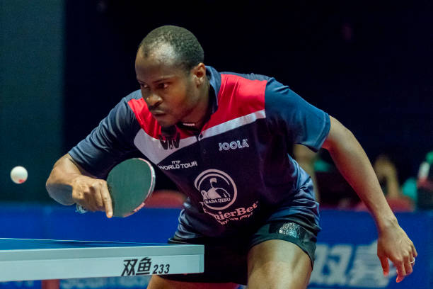 Table tennis changed my life  Aruna Quadri - Latest Sports News In Nigeria