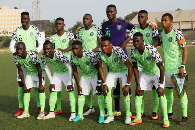 Image result for nigeria under 20 'EVERYBODY FOR NAIJA NA YAHOO' – SEE WHAT FANS ARE SAYING ABOUT NIGERIA'S UNDER 20 SQUAD 'EVERYBODY FOR NAIJA NA YAHOO' – SEE WHAT FANS ARE SAYING ABOUT NIGERIA'S UNDER 20 SQUAD 3611C483 E22A 4471 80D3 BF3624D6770A