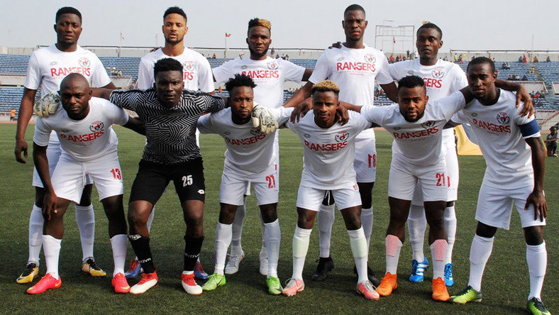 Caf: Pyramid Fc Of Egypt Humbles Rangers 3 1 In Enugu