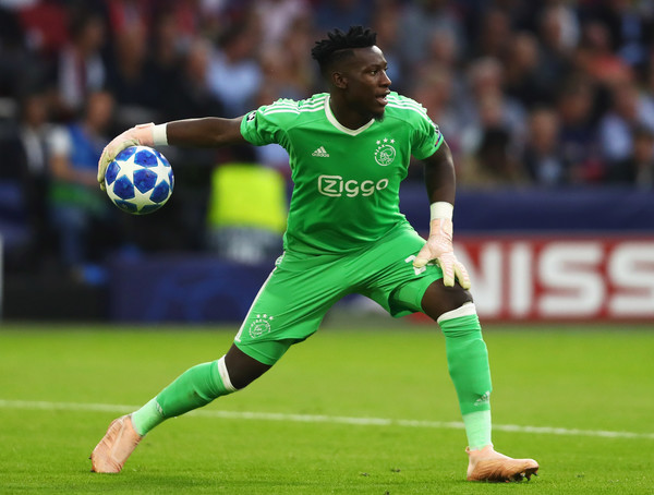The Rise of Andre Onana - Ajax and Cameroon No 1 Goalkeeper ...