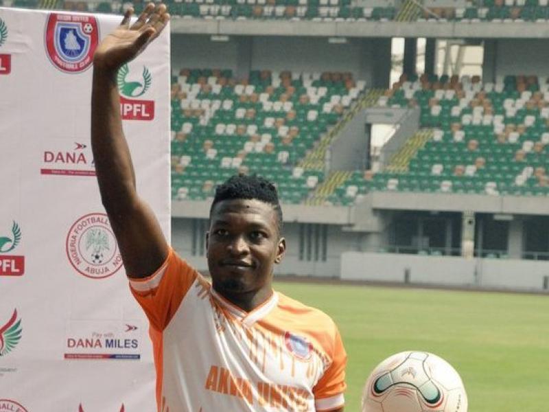 Ndah picks out Ndifreke as the best striker in the NPFL - Latest Sports News In Nigeria