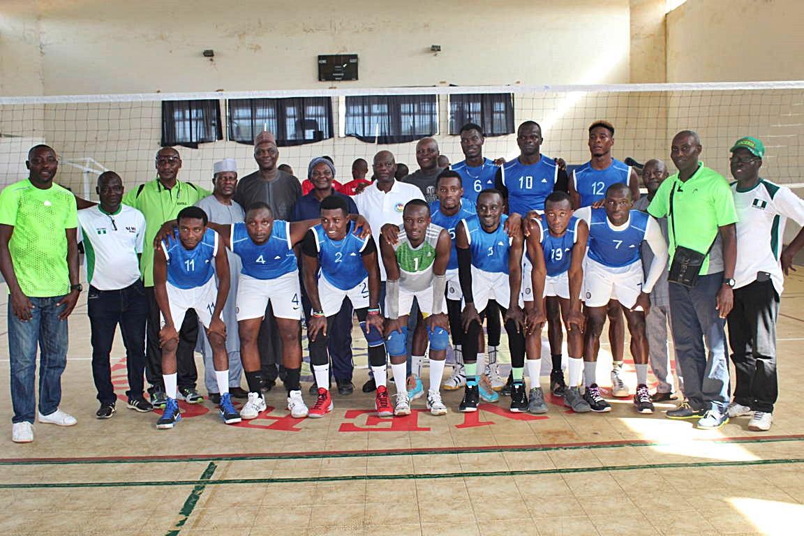 Volleyball:ondo Spikers Target Top Premier League Spot