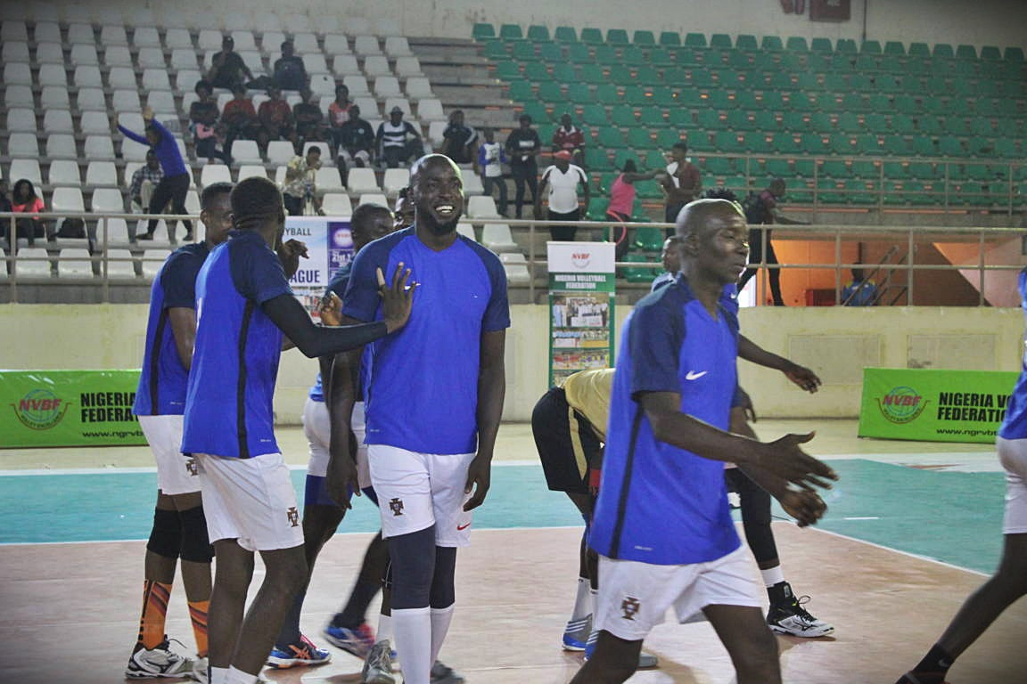 Customs, Nscdc Emerge Champions Of Volleyball Premier League