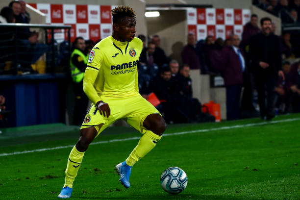 Chukwueze Dazzles As Villareal Records First Win In Six Matches