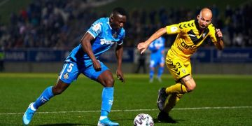 Etebo starts for Getafe against Barcelona - Latest Sports News In Nigeria
