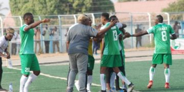 Nasarawa united gaffer Arikya excited to have ended Enyimba's winning streak - Latest Sports News In Nigeria