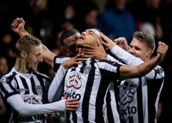 Super Eagles Target Dessers Scores Sensational Volley as Heracles Stuns Ajax - Latest Sports News In Nigeria