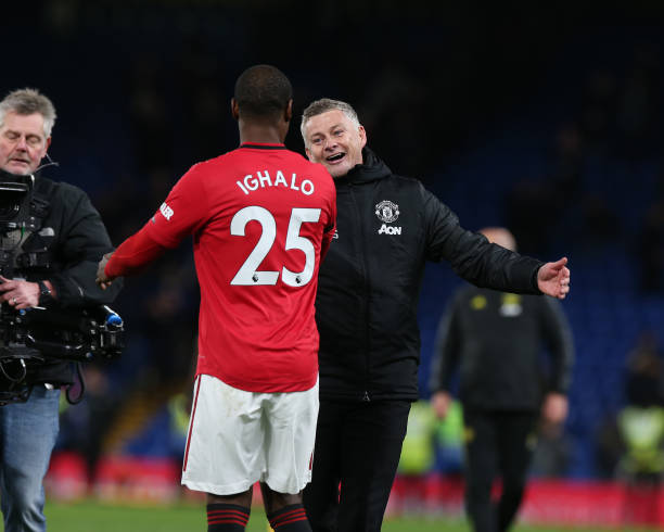 Solskjaer confirms Man Utd is 'in dialogue' for Ighalo's contract extension - Latest Sports News In Nigeria
