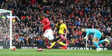 Manchester United Teammate Hope Ighalo Breaks goalscoring Duck - Latest Sports News In Nigeria