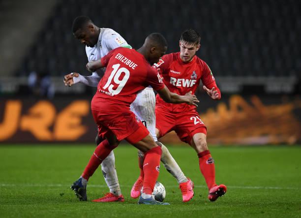 Super Eagles New boy Ehizibue Puts on Incredible Display vs Monchengladbach - Latest Sports News In Nigeria