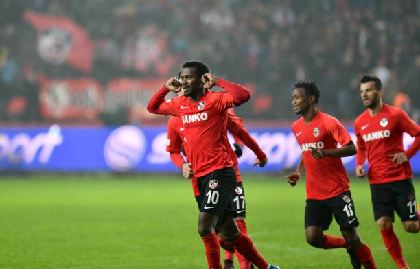 9 goals and six assists: Kayode Olarenwaju's incredible form continues in Turkey - Latest Sports News In Nigeria