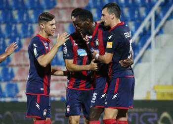 Simy Nwankwo bags hatrick as Crotone thump Benevento 3-0 - Latest Sports News In Nigeria