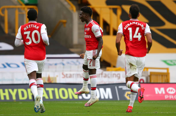 Battle for UCL: Saka's Arsenal dares Super Eagles stars at Emirates - Latest Sports News In Nigeria