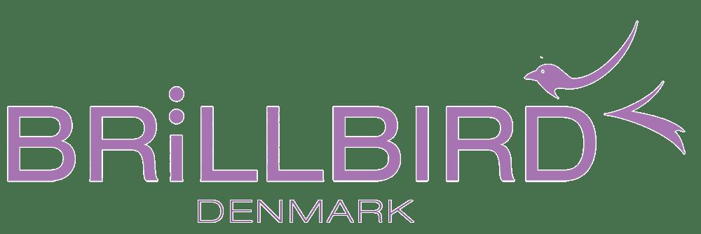 BRiLLBIRD Denmark Logo with shadow