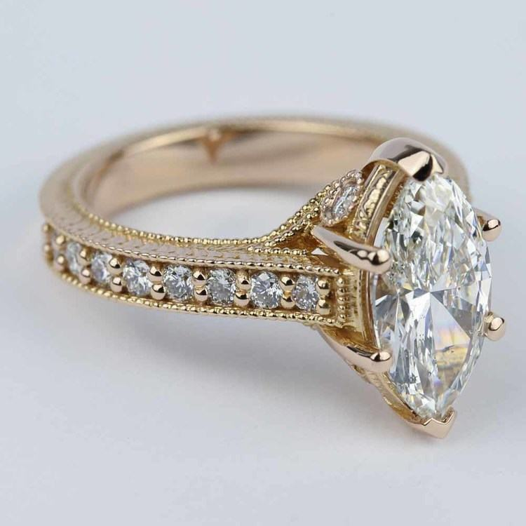 3 Carat Solitaire Diamond Ring
