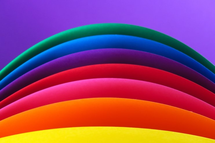 rainbow pages picture