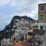 The Italian seaside