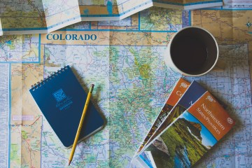 Notebook on Map