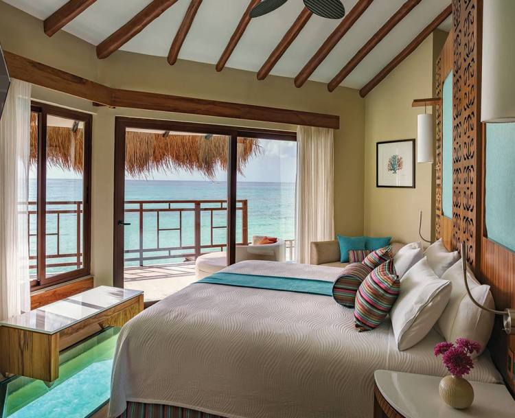 Maroma Palafitos bedroom