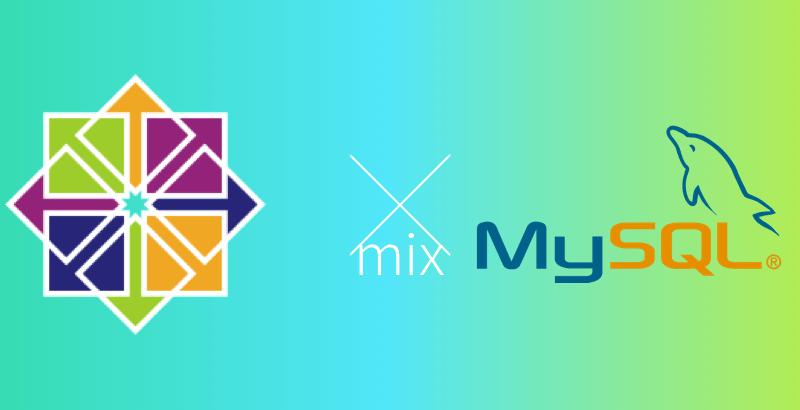 Centos7 MySQL