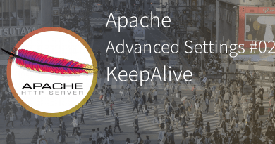 Apache advanced settings KeepAlive