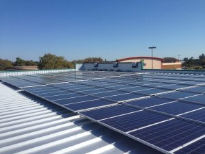 Solar Power Commercial Financing Image