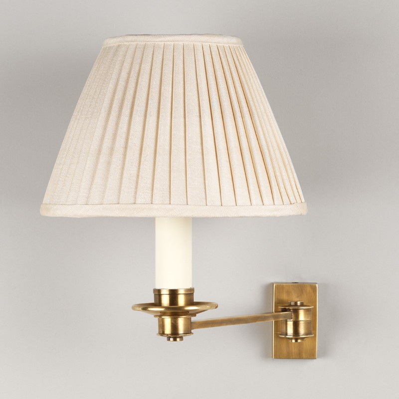 library swing arm wall light 1 arm