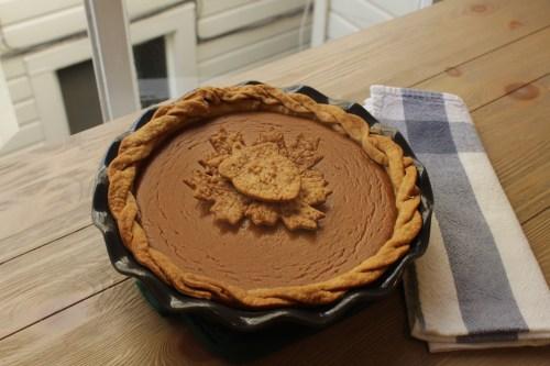 Brilliantly Delicious Pumpkin Pie