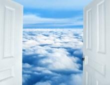 doors opening to dreams