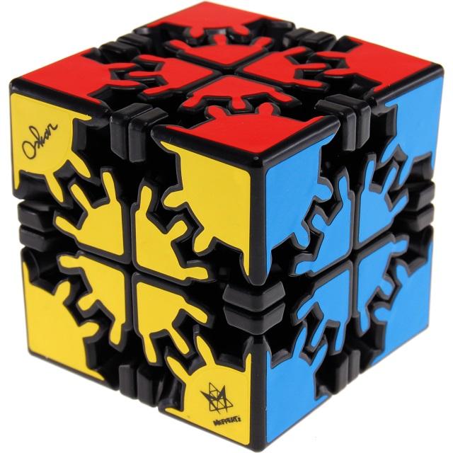 Davids Gear Cube Mefferts Rotation Puzzle