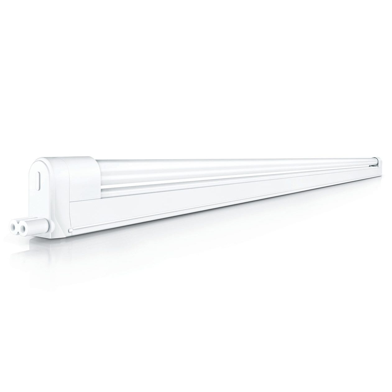 Philips T5 4 Essential Linear Fluorescent Batten Day