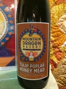 Mountain Dragon Tulip Poplar Honey Mead
