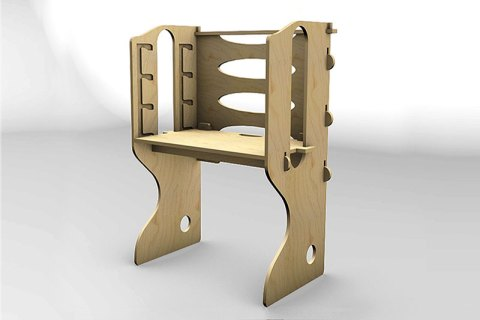3D computer generated mockup, Brilliart