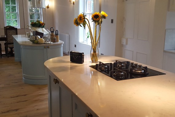 Bespoke home furniture. Kitchen made by Brilliart