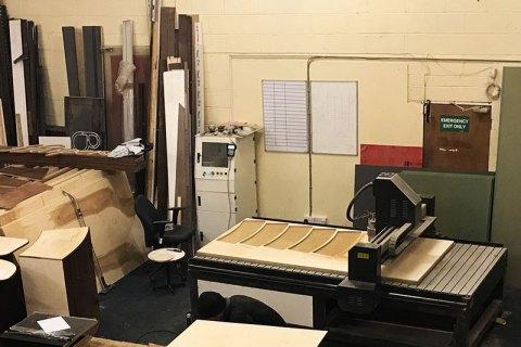birch plywood, MDF cut to size