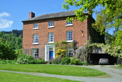 Brimford House Bed & Breakfast near Shrewsbury