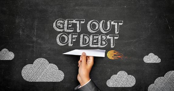 Resultado de imagen de clear off debt