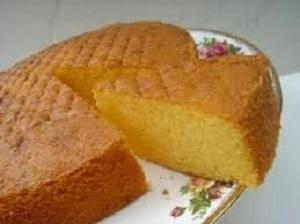 basic Butter cake brinacreations
