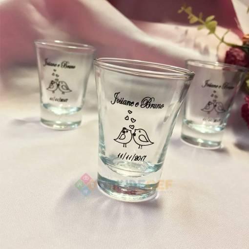Copos de Shot modelo Dose Olé 60ml Personalizados para Brindes e Eventos
