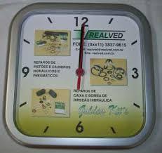 Relógios de parede quadrado 2