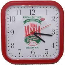 Relógios de parede quadrado 1