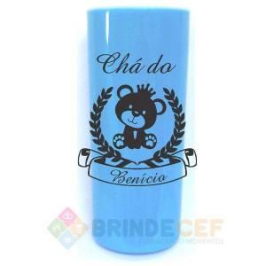 Copos Long Drink para Cha de Bebe