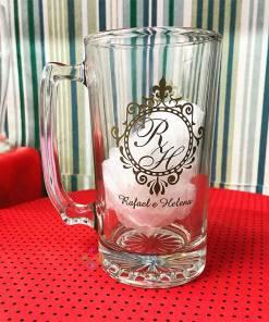 Canecas de Vidro Para Cerveja Personalizadas 383mL Manhattan 7