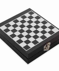 Kit Vinho Xadrez 4 peças Personalizados 1