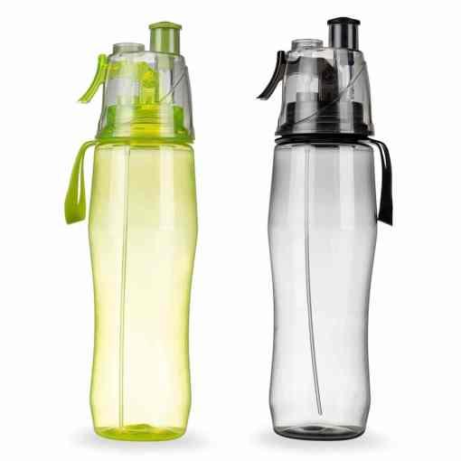 Squeeze Plástico 700ml com Borrifador Personalizados