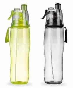 Squeeze Plástico 700ml com Borrifador Personalizados 1