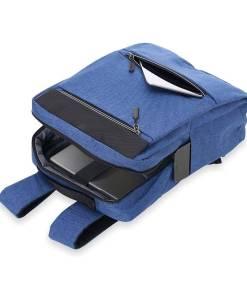 Mochila de Nylon USB 18L Personalizada 2