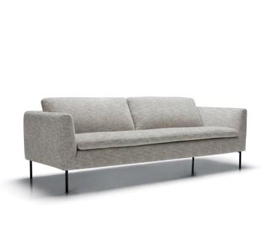 Brindle inredning soffa en plymå
