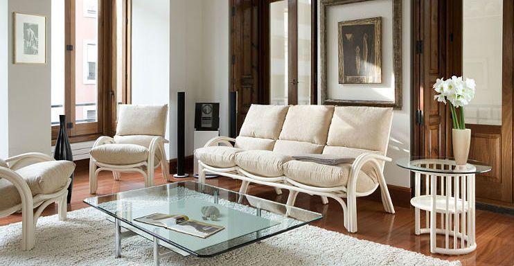 meubles rotin pour veranda