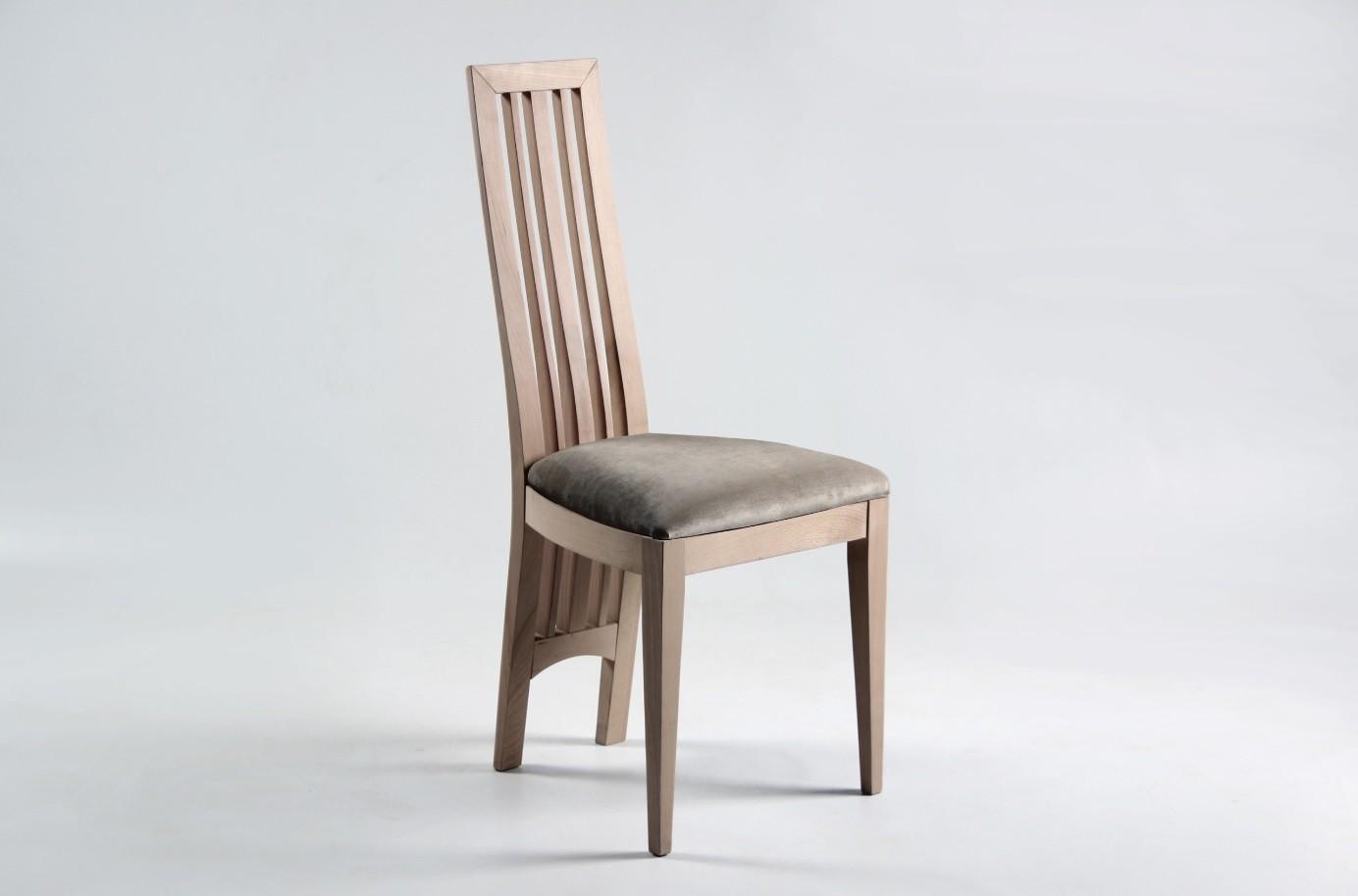 Chaise Design En Bois Brin DOuest